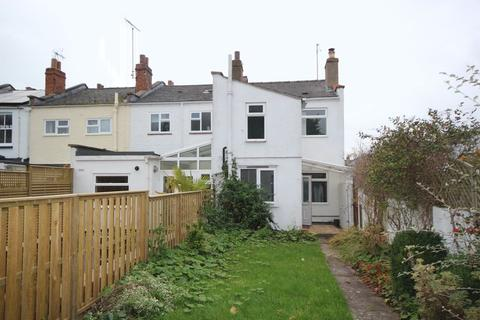 2 bedroom end of terrace house to rent - 2 Dagmar Rd Tivoli Cheltenham GL50 2UG