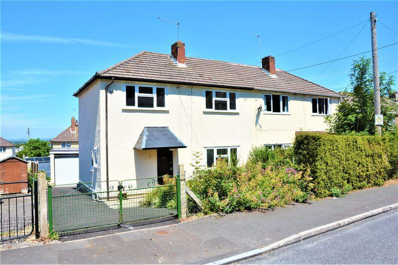 3 Bedrooms Semi Detached House for sale in Coronation Road, Banwell