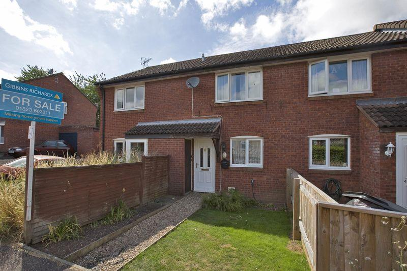 2 Bedrooms Terraced House for sale in Wardleworth Way, Wellington