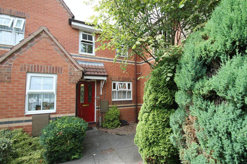 2 Bedrooms Terraced House for sale in Patriot Close, Spalding
