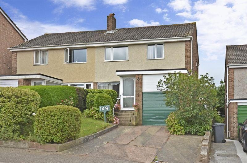 4 Bedrooms Semi Detached House for sale in Clifton Road, Paignton