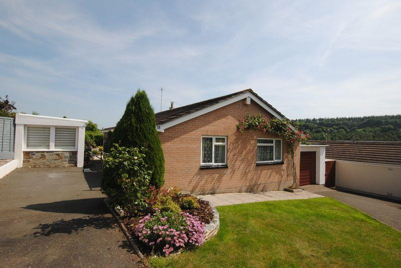 2 Bedrooms Detached Bungalow for sale in Eliot Drive, St Germans