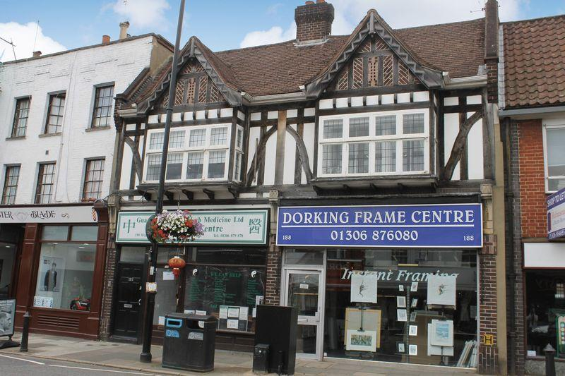 1 Bedroom Apartment Flat for sale in High Street, Dorking