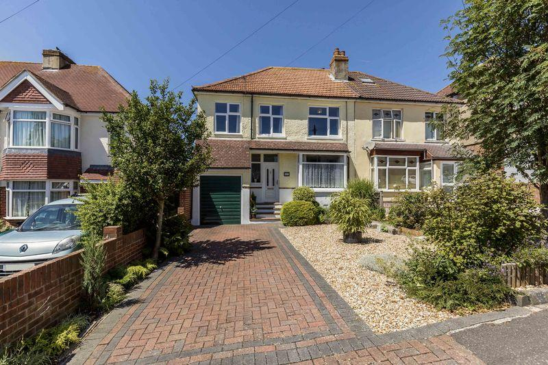 4 Bedrooms Semi Detached House for sale in Merthyr Avenue, Portsmouth