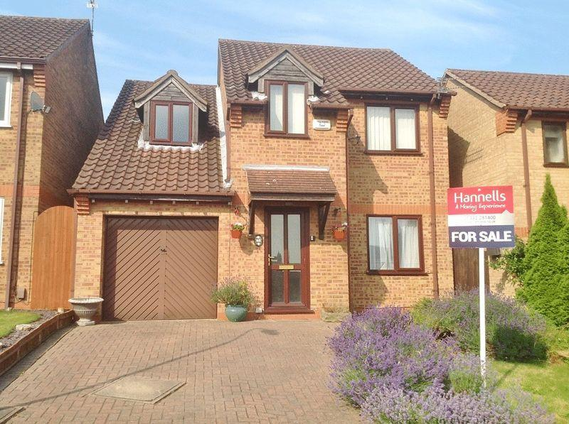 4 Bedrooms Detached House for sale in COUNTISBURY DRIVE, OAKWOOD