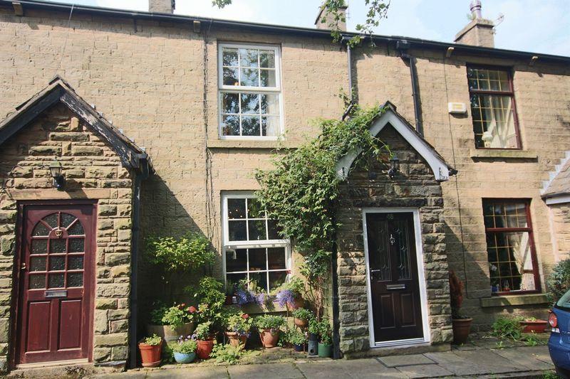 2 Bedrooms Cottage House for sale in Spodden Cottages, Whitworth OL12 8DL