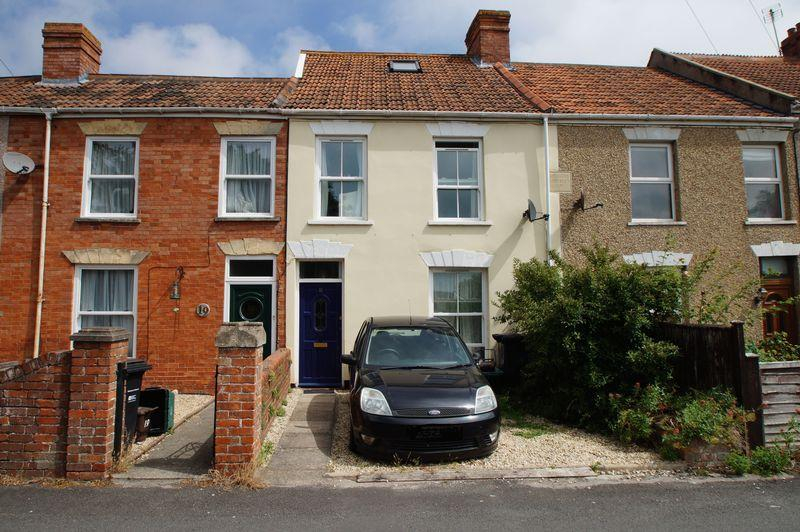 3 Bedrooms Terraced House for sale in Clyce Road , Highbridge