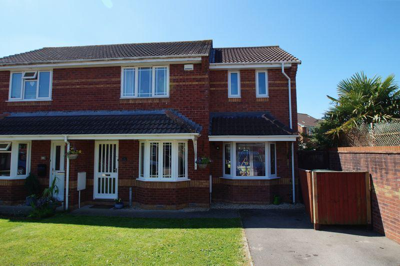 3 Bedrooms Semi Detached House for sale in Beale Way, Burnham-On-Sea
