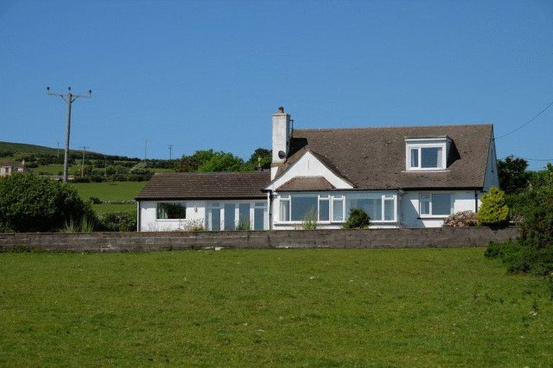 4 Bedrooms Detached House for sale in Brown Roofs, Ballakillowey, Colby