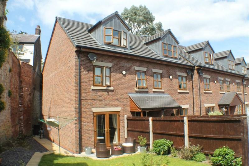 3 Bedrooms Terraced House for sale in Village Mews, Higher Bebington