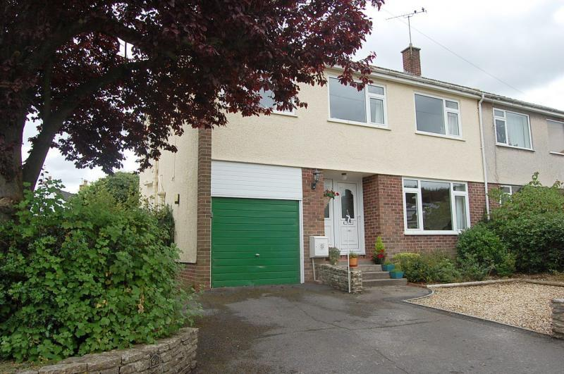 5 Bedrooms Semi Detached House for sale in Long Ashton