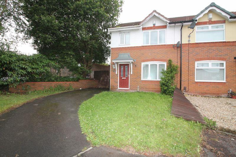 3 Bedrooms Semi Detached House for sale in Wilfred Owen Drive, Claughton