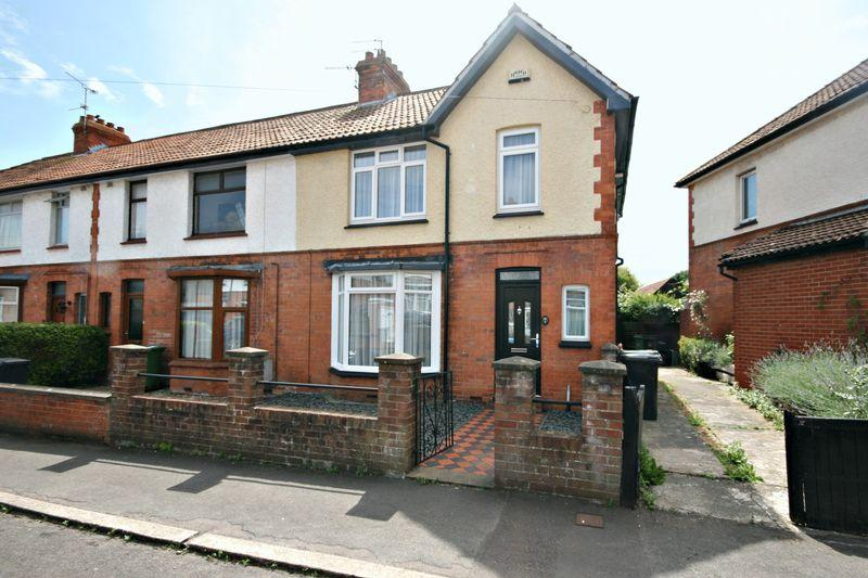 3 Bedrooms End Of Terrace House for sale in Fernleigh Avenue, Bridgwater