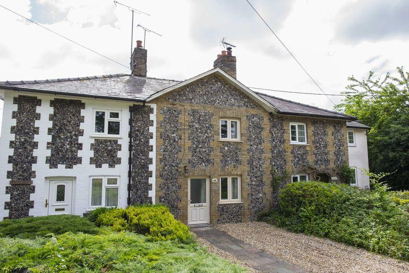 2 Bedrooms Terraced House for sale in The Street, Culford