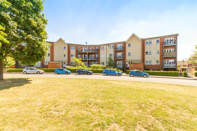 2 Bedrooms Apartment Flat for sale in Maureen Christian House, Rose Hill