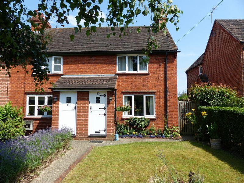 2 Bedrooms End Of Terrace House for sale in Cookham