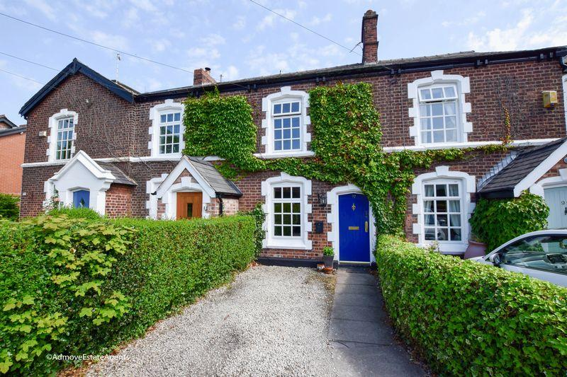 3 Bedrooms Terraced House for sale in Higher Lane, Lymm