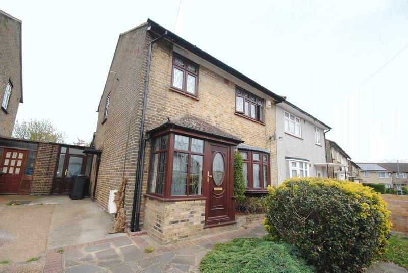 3 Bedrooms Semi Detached House for sale in Dagenham