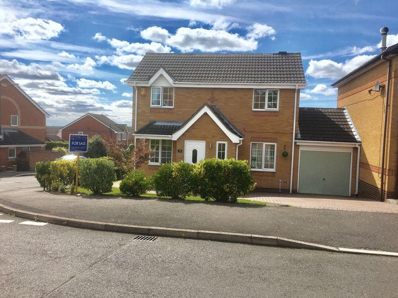3 Bedrooms Detached House for sale in Edgecote Drive, Bretby On The Hill