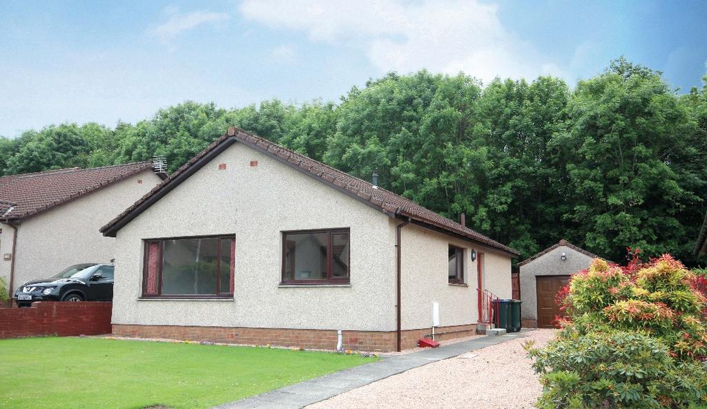 2 Bedrooms Detached Bungalow for sale in Robertson Road , Perth, Perthshire , PH1 1SN