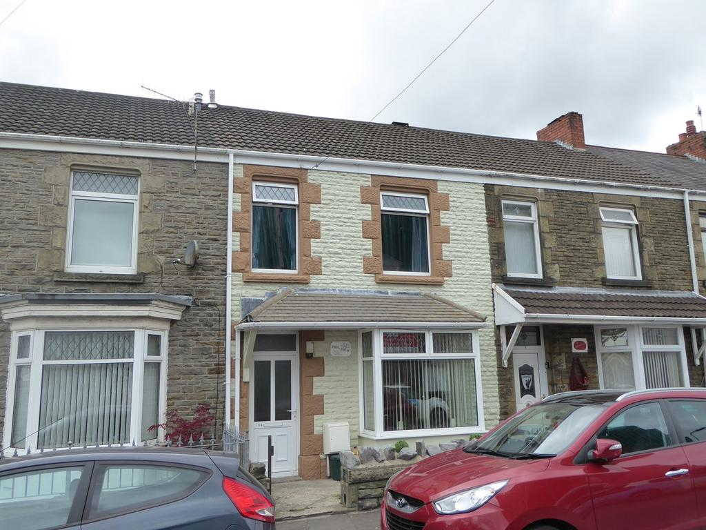 4 Bedrooms Terraced House for sale in Cecil Street, Manselton, Swansea, SA5