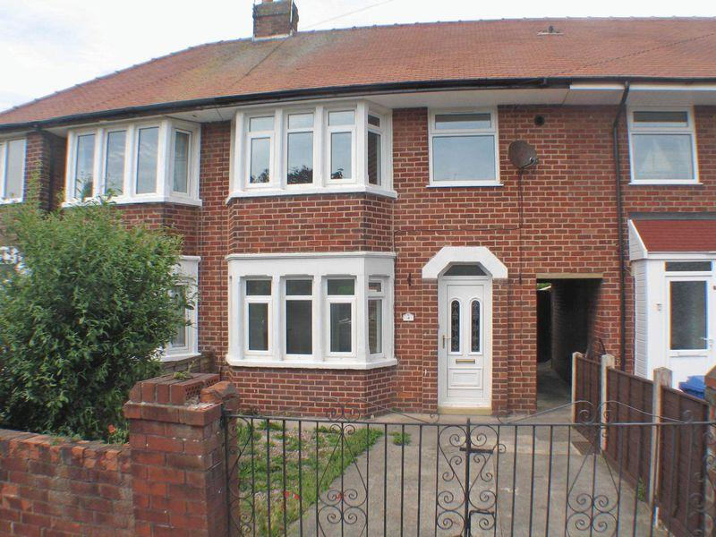 3 Bedrooms Terraced House for sale in Belgrave Place, Poulton-Le-Fylde