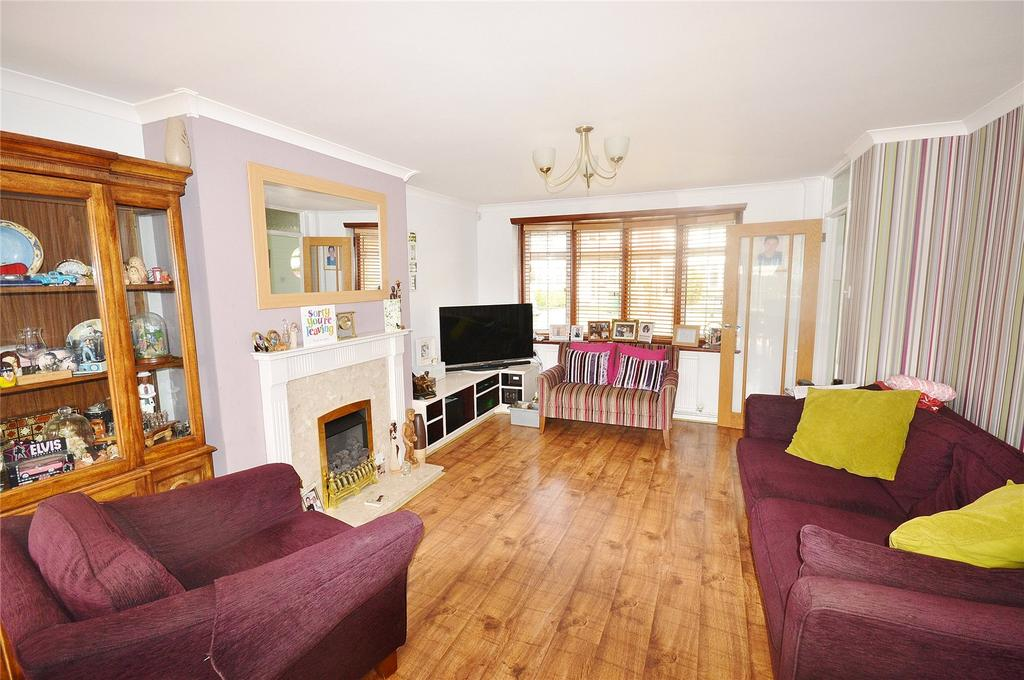 4 Bedrooms End Of Terrace House for sale in Lemonfield Drive, Garston, Hertfordshire, WD25