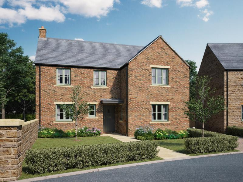 5 Bedrooms Detached House for sale in Plot 1, Noral Way, Banbury, Oxfordshire