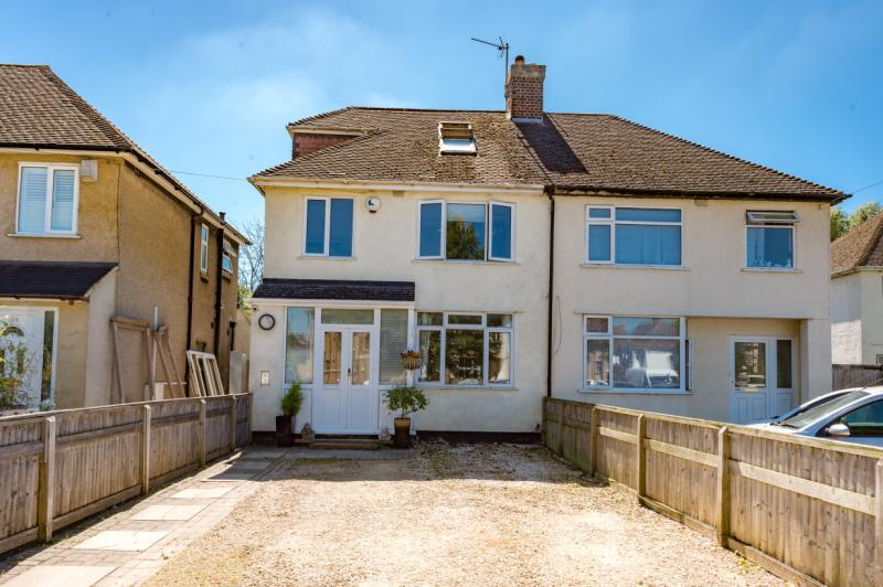 3 Bedrooms Semi Detached House for sale in Wytham Street, Oxford, Oxfordshire