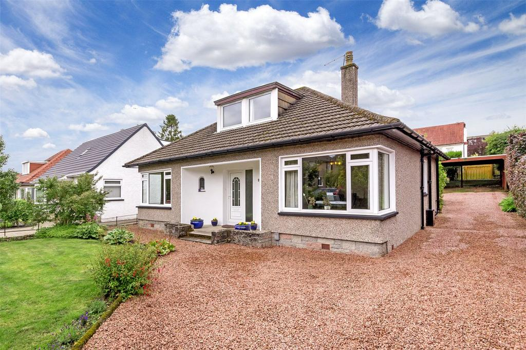4 Bedrooms Detached Bungalow for sale in 83 South Mains Road, Milngavie, Glasgow, G62