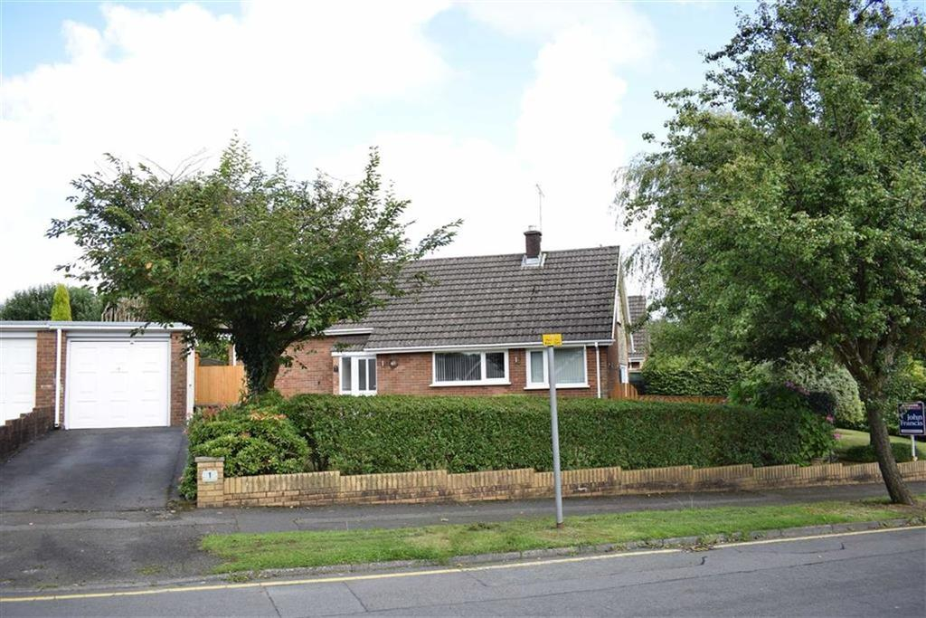 3 Bedrooms Detached Bungalow for sale in Sycamore Close, Sketty