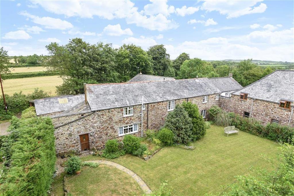 2 Bedrooms Semi Detached House for sale in Ashwater, Beaworthy, Devon, EX21