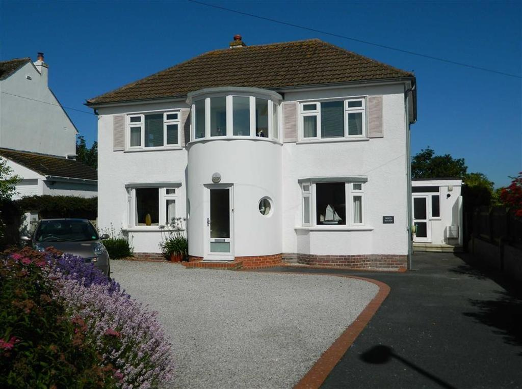 3 Bedrooms Detached House for sale in Townstal Pathfields, Dartmouth, Devon, TQ6