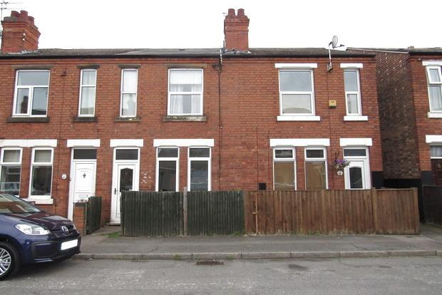 3 Bedrooms Terraced House for sale in Harrogate Street, Netherfield, Nottingham, NG4