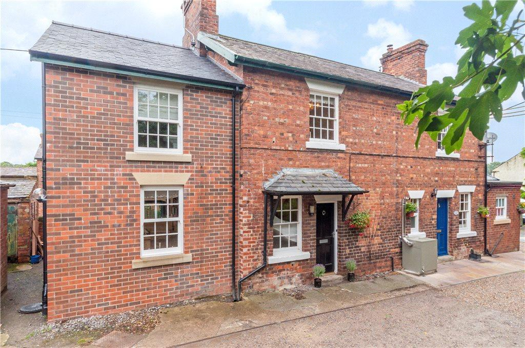 3 Bedrooms Unique Property for sale in Station Cottages, Masham, Ripon, North Yorkshire