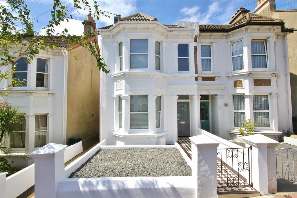 4 Bedrooms Semi Detached House for sale in Waldegrave Road