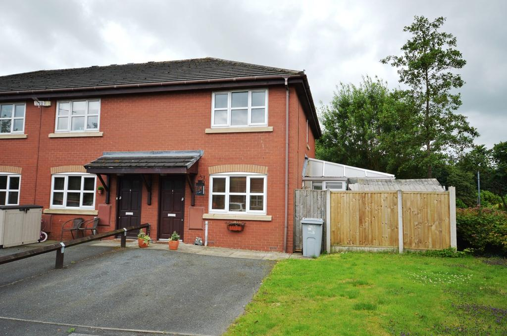2 Bedrooms Mews House for sale in Shuldham Close, High Legh, Knutsford