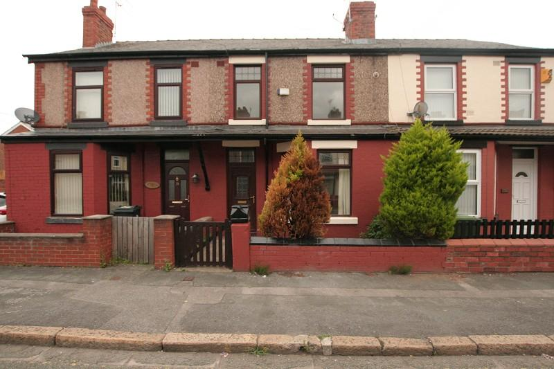 3 Bedrooms Terraced House for sale in 36 Princes Road, Ellesmere Port, Cheshire. CH65
