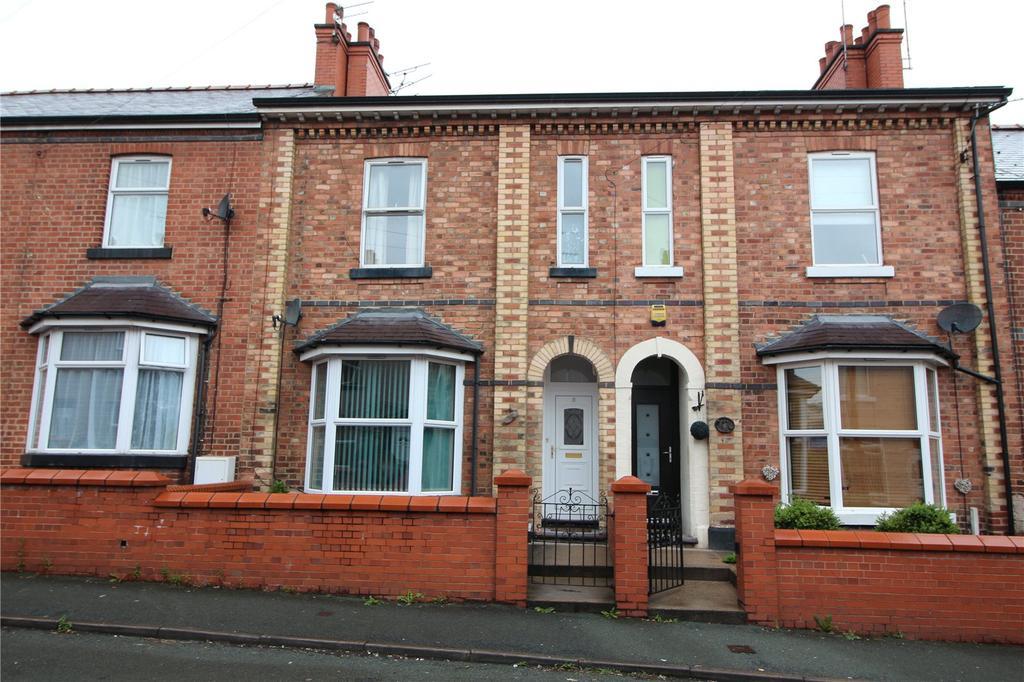 3 Bedrooms Terraced House for sale in Albert Street, Hightown, Wrexham, LL13