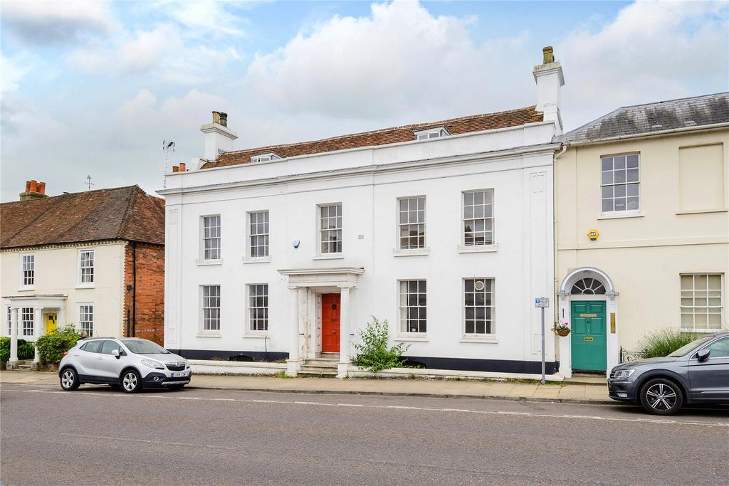 6 Bedrooms Semi Detached House for sale in High Street, Odiham, Hook, Hampshire