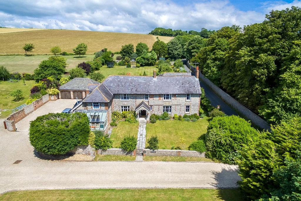 6 Bedrooms Detached House for sale in Church Lane, Sompting, Lancing, West Sussex