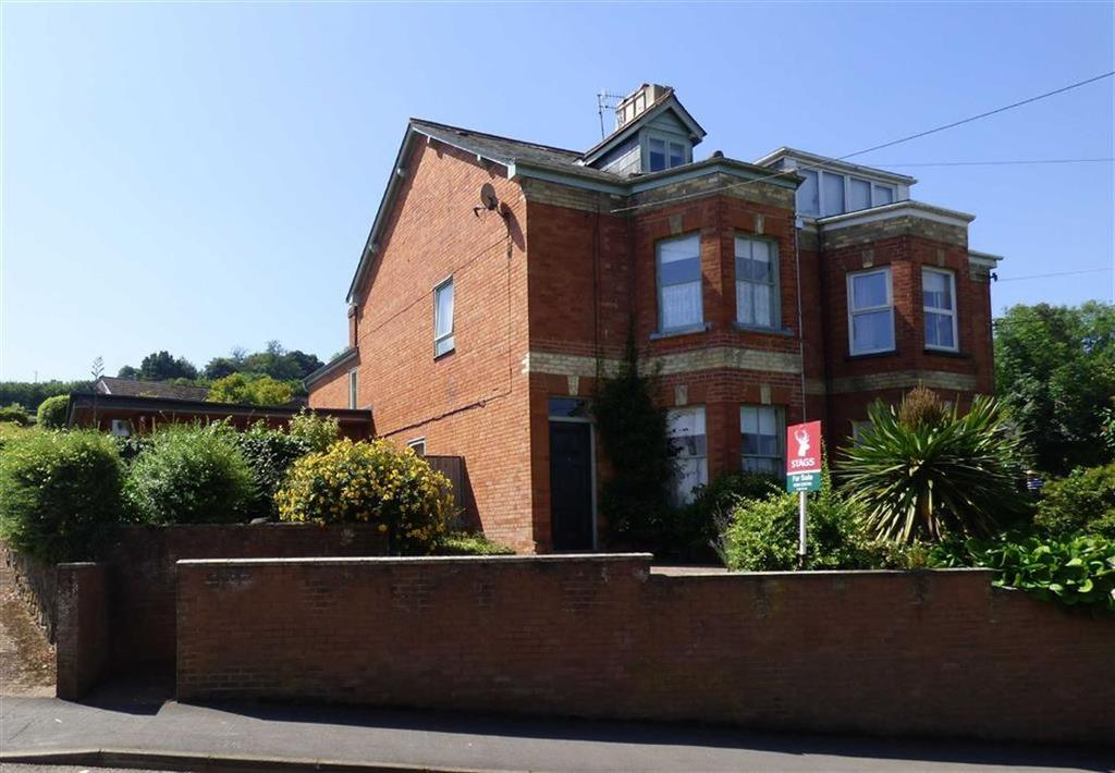 4 Bedrooms Semi Detached House for sale in Canal Hill, Tiverton, Devon, EX16