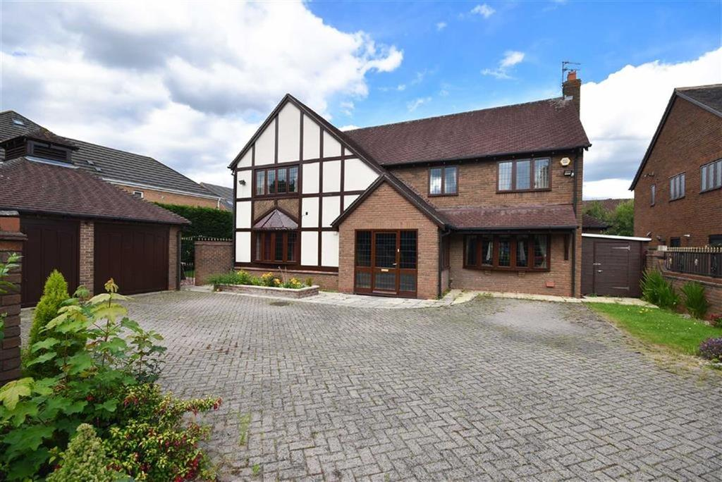 4 Bedrooms Detached House for sale in Kentmere Close, Gamston