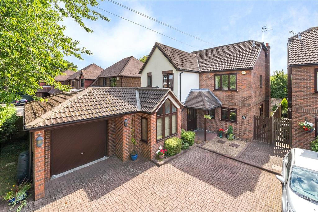 4 Bedrooms Detached House for sale in The Doves, Watford Road, St. Albans, Hertfordshire