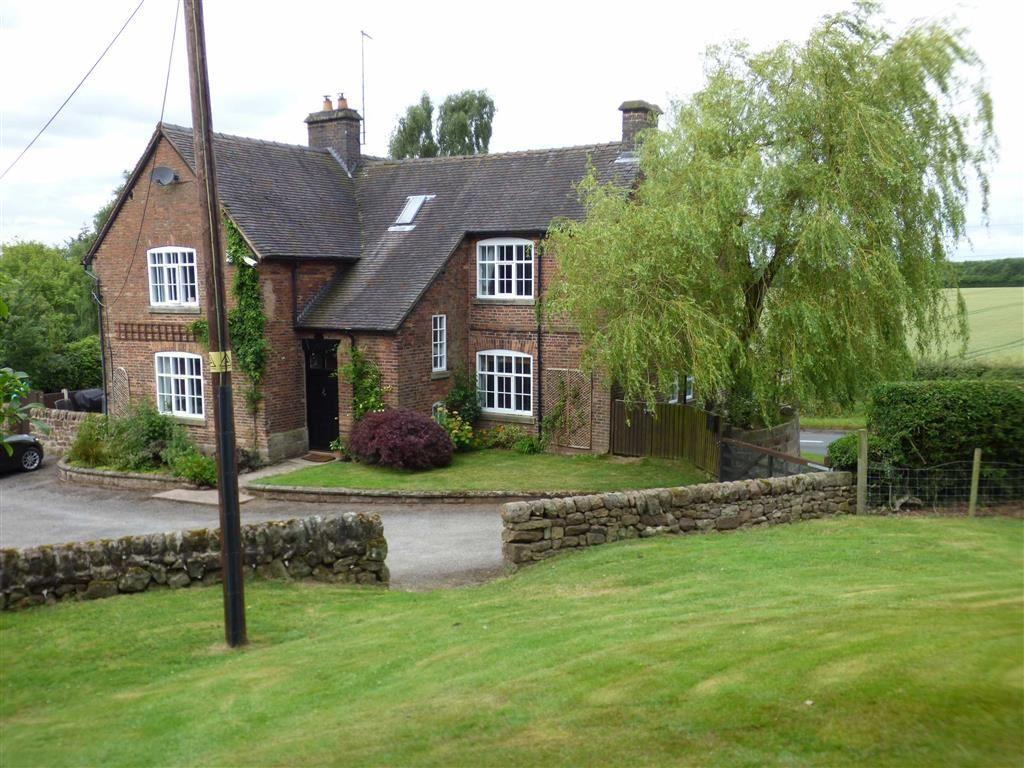 5 Bedrooms Detached House for sale in The Grange, Oakamoor Road, Highshutt