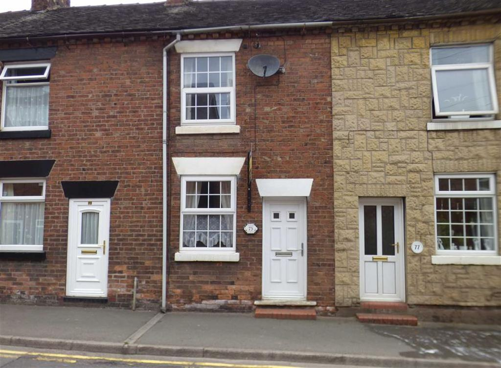 2 Bedrooms Terraced House for sale in 75, Queen Street, Cheadle