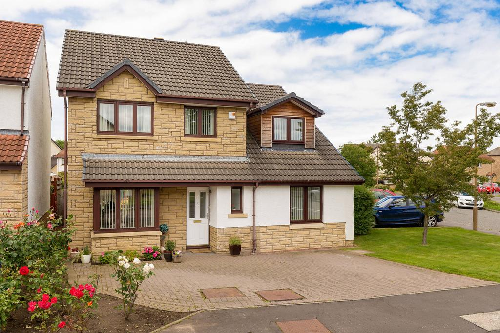 4 Bedrooms Detached House for sale in 51 Gogarloch Syke, South Gyle, EH12 9JD