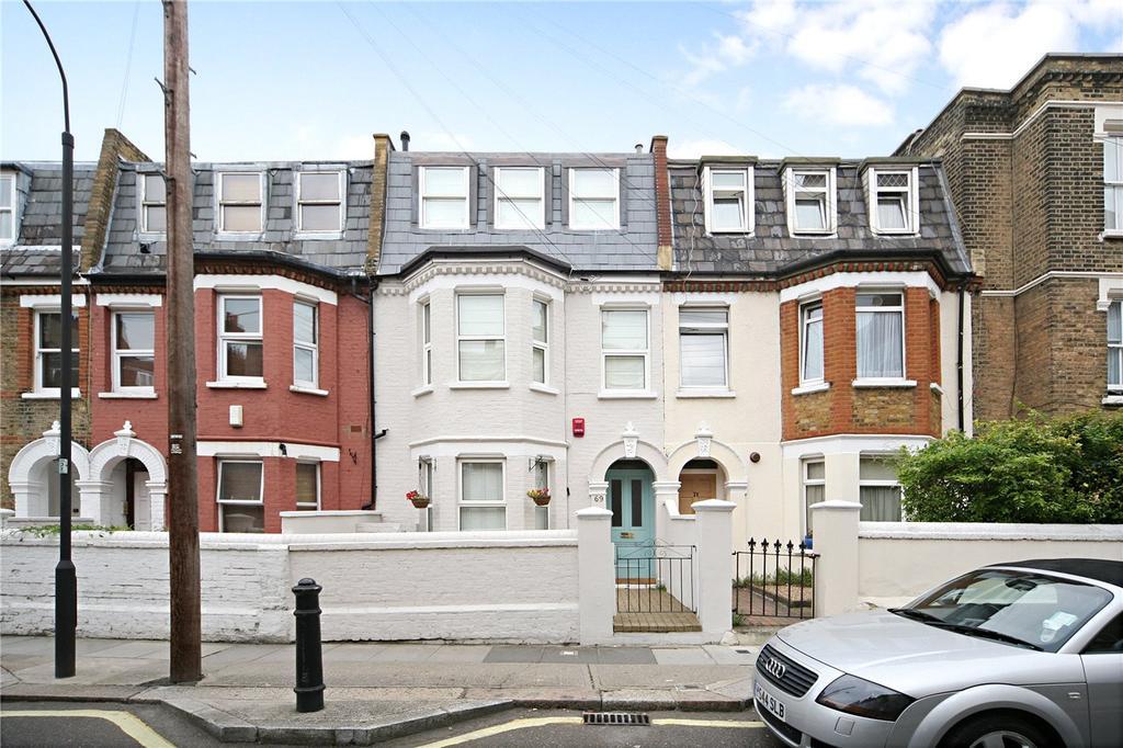 3 Bedrooms Flat for sale in Burlington Road, London, SW6