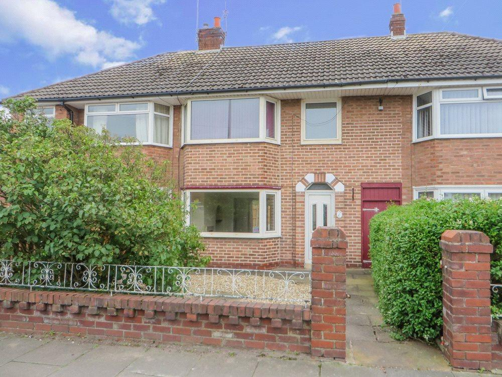 3 Bedrooms Terraced House for sale in Briarwood Drive, Bispham, Blackpool