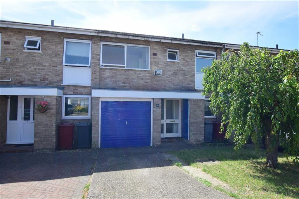 3 Bedrooms Terraced House for sale in Montpelier Drive, Caversham Park, Reading